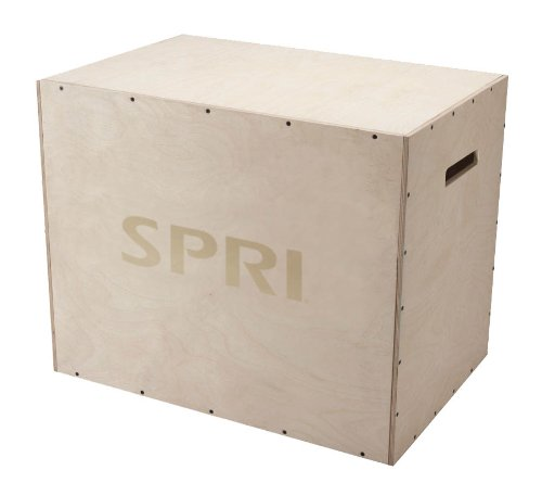 SPRI Wooden Plyo Jumping Box