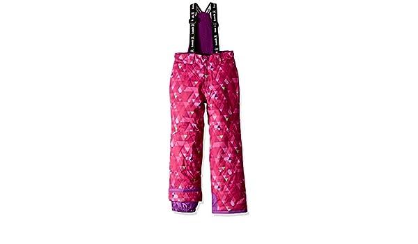 Kamik Winter Apparel Boys and Girls Harper Solid Suspender Pant