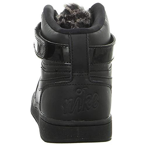 Para Zapatos Prem De black Wmns Mid Negro Mujer Baloncesto black 001 Nike Ebernon q0tZI
