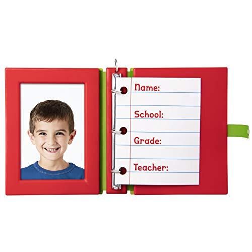 Hallmark Keepsake Christmas Ornament 2019 Year Dated School Days Notebook Photo Frame (Christmas Day 2019)