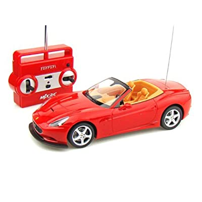 Radio Control Ferrari California 1/20 Red: Toys & Games