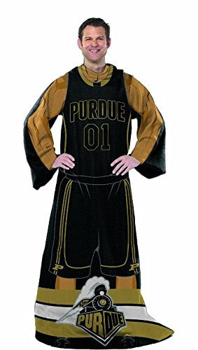 The Northwest Co COL 024 Purdue Throw (Boilermakers Pillow Purdue Soft)
