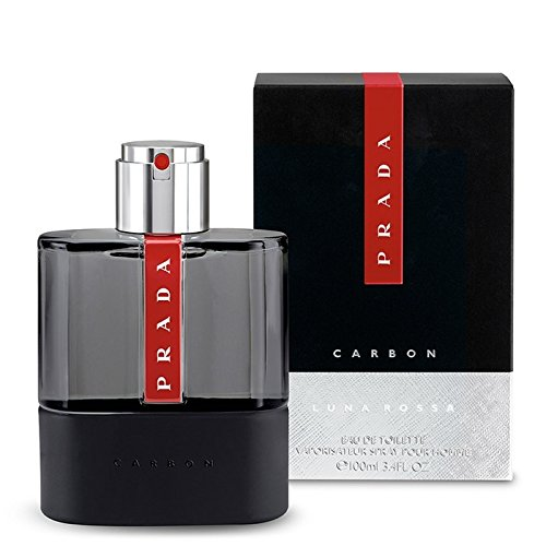 Luna Rossa Carbon Eau de Toilette Spray, 5.1 oz., Only at Macy's - Macy's Prada