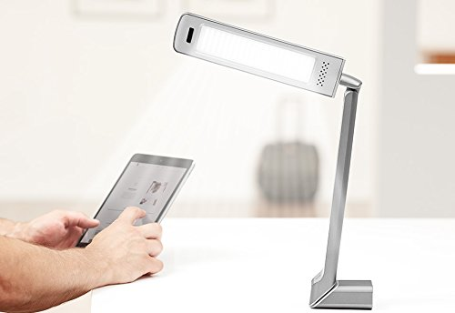Jet Lag Light Therapy Lamp by Iasis investment LLC