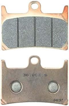 MetalGear Bremsbel/äge vorne L//R f/ür Yamaha YZF R6 RJ05 2003-2005