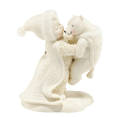 Department 56 Snowbabies Dream Collection Young Polar Prince Figurine, 4.17 inch