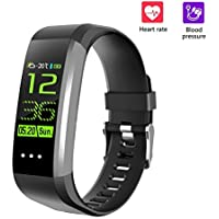 OPTA SB-051 Gear OS3 HD Color Display Bluetooth Fitness Smartwatch with All-in-One Activity Tracker, Blood Pressure, Heart Rate, Multi-Sport Mode, Sleep Monitor for Smartphones