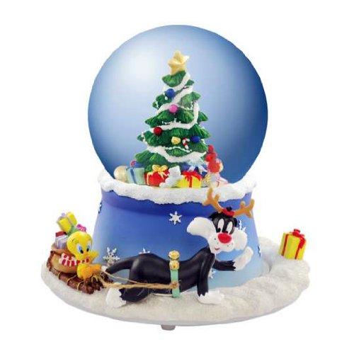 【人気沸騰】 Tweety & SylvesterクリスマスツリーAnimated Water Water B00FRMJOS0/ Snow Globe & B00FRMJOS0, カホクグン:ea78126c --- irlandskayaliteratura.org