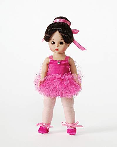 Madame Alexander Pirouette in Pink Brunette 8