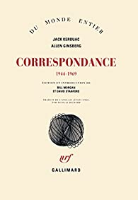 Correspondance: (1944-1969) par Jack Kerouac