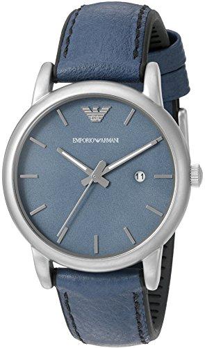 Emporio-Armani-Mens-AR1972-Dress-Blue-Leather-Watch
