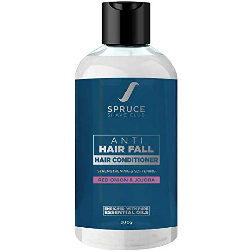 Spruce Shave Club Natural Hair Conditioner For Men With Red Onion | Conditioner For Hair Fall Control | Suitable For All…