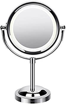 Govee Lighted Double Sided 3x/1x Magnifying Vanity Makeup Mirror
