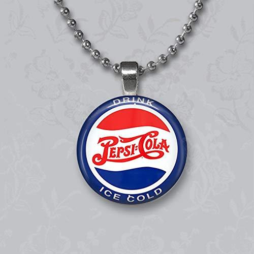 (Vintage Pepsi Cola Pendant)