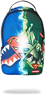 SPRAYGROUND BACKPACK MINI SUPERMAN KRYPTONITE