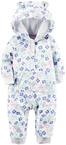 Carters Floral Romper Baby