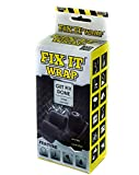 Fix It Wrap | Strong Fiberglass Repair Tape (4 INCH X 50 in.) 2 Pack