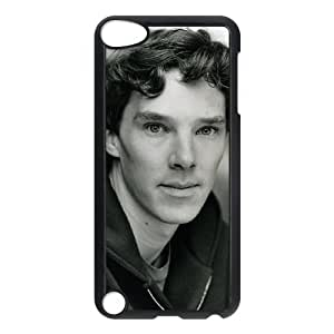 YYCASE Customized Print Benedict Cumberbatch Pattern Hard Case for iPod Touch 5