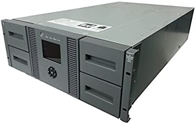 HP MSL4048 LTO Style Tape Library from hp