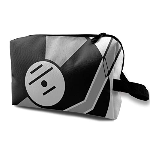 Louis Woodrow Turntable Music Vinyl Record Dj Sublimated 3D Full Print Pen Bag for Travel ()