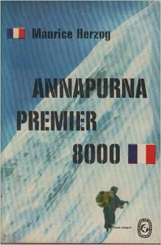 Livres gratuits en ligne Annapurna premier 8000 a ski pdf, epub