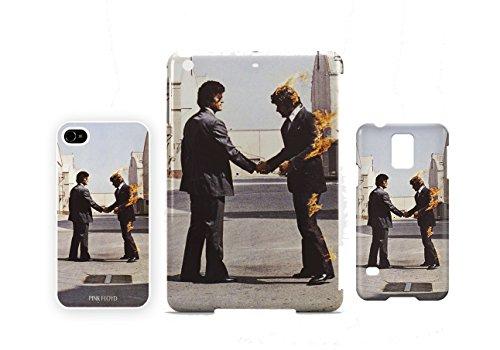 Pink Floyd Wish you were here man on fire iPhone 4 / 4S cellulaire cas coque de téléphone cas, couverture de téléphone portable