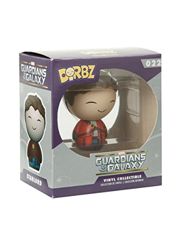 Funko Marvel Guardians Of The Galaxy Unmasked Star-Lord Dorbz Vinyl Figure