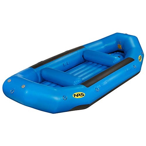 NRS Otter 130 Self-Bailing 13' Raft *Blue