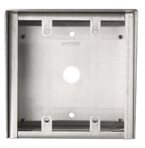 Aiphone SBX2G Surface Mount Enclosure Box for 2Gang Door Station