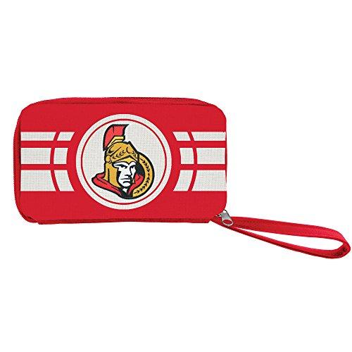Littlearth NHL Ottawa Senators Ripple Zip Wallet