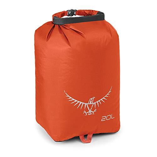 (Osprey UltraLight 20 Dry Sack, Poppy Orange, One Size)