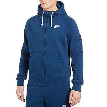 Nike Foundation 2 completa Chándal con capucha Fleece Top ...