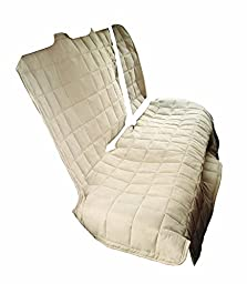 Sure Fit Soft Suede Waterproof - Medium Slipcover  - Taupe (SF42168)