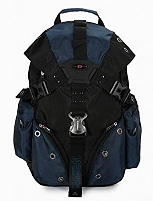 Swiss Gear fashion Laptop notebook tablet ipad macbook backpack. Multifunctional Men Luggage for travelling,camping,Hiking business and casual gift computer,knapsack,rucksack SA1668 Blue