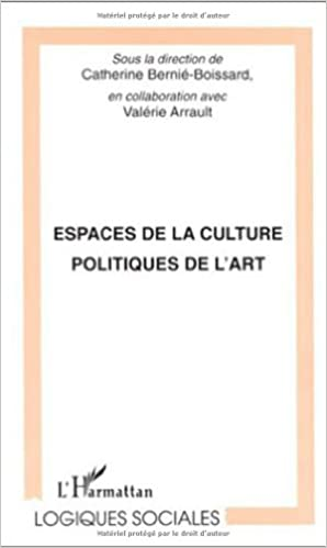 Livres Espaces de la culture - Politiques de l'art epub pdf