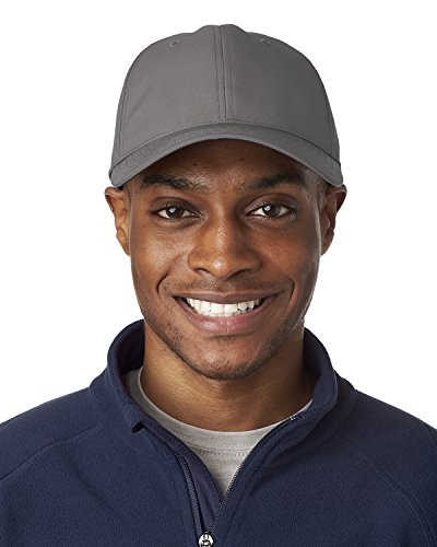 Taylormade Relaxed Cap (adidas Golf Performance Max Front Hit Relaxed Cap, Vista Grey/White)