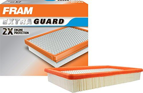 FRAM CA7598 Extra Guard Round Plastisol Air Filter