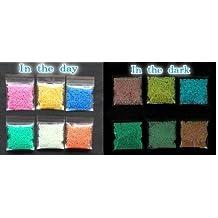 1 Pack Glow-in-the-dark- Jelly BeadZ® Water Bead Gel Soil 10 Gm Pack - CLEAR