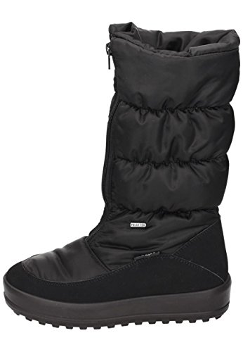 Black Women's 991176 Snow Manitu Boots Black qvIwcPTPH