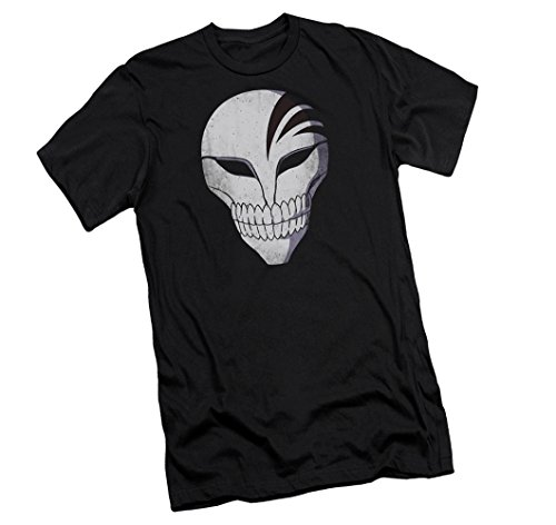 Bleach Mask Adult Slim-Fit Premium T-Shirt, X-Large