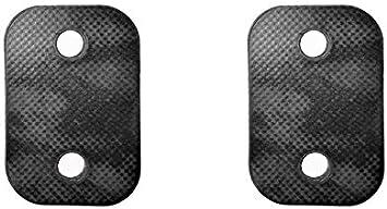SurePlate TM EF16002 Flexible Durable Trailer//RV License Plate Holder EconeFlex-Max Fasten