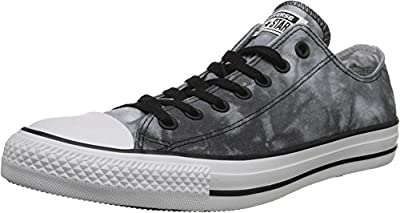 Converse Unisex CT Ox Graphie Gray Fashion Shoes Low Tops