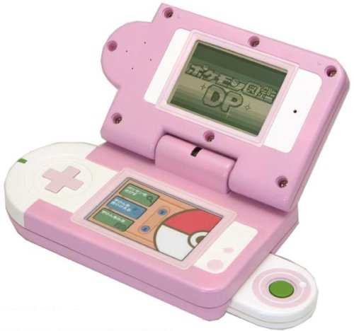 Pokemon Pokedex DP Pink
