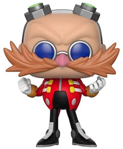 Funko Pop!- Sonic Dr Eggman Figura de Vinilo (20149)