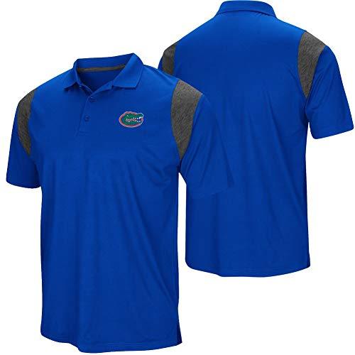 Colosseum Florida Gators Mens Royal Friend Polo Shirt ()