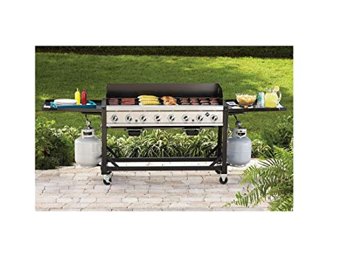 Outdoor Commercial Grill - Member's Mark 8 Burner Event Grill