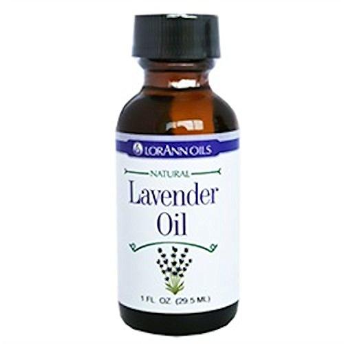 Lorann Lavender Natural 100% Pure Essential Oil Aromatherapy 1 Fl. Oz.