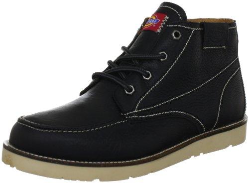 Dickies Grain DCK30-3700.03 Herren Boots Schwarz (Black)