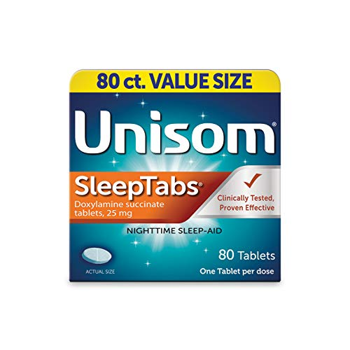 Unisom SleepTabs 80 Count