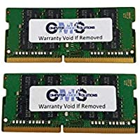 Memoria RAM de 32 GB (2 x 16 GB) Compatible con DELL Inspiron 15 7560, 7566, 7567, 7569, 7570, 7577 por CMS C108